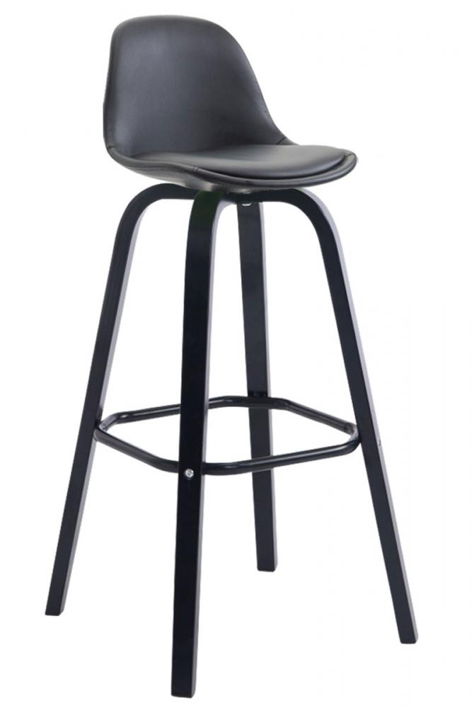 Barová židle Tari, černá