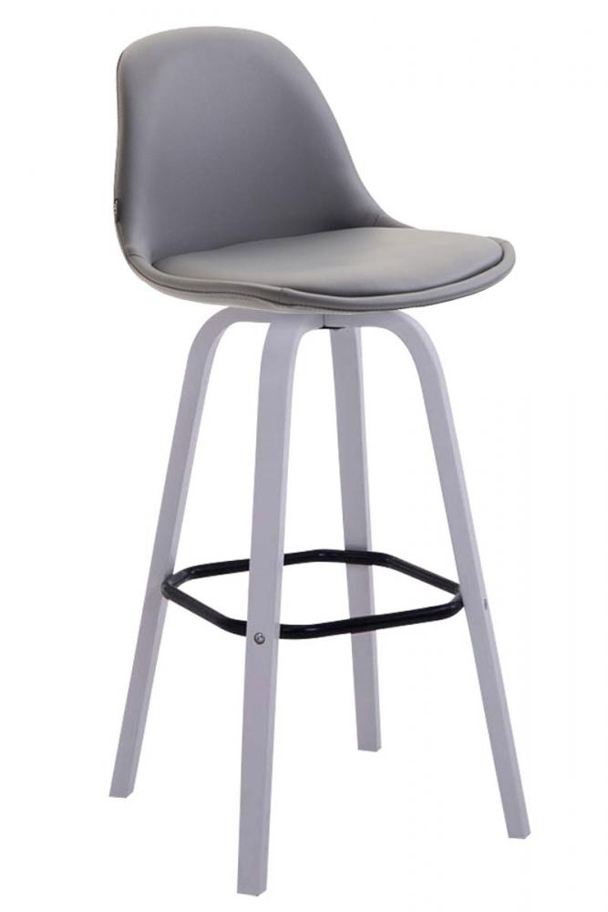Barová židle Tari, šedá