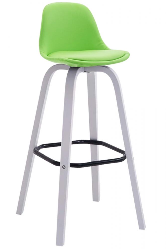 Barová židle Tari, světle zelená