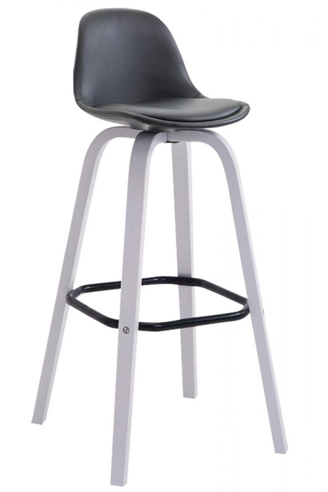 Barová židle Tari, tmavě šedá