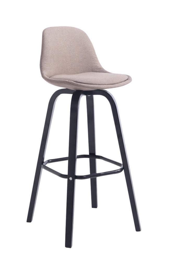 Barová židle Taris, šedá / černá
