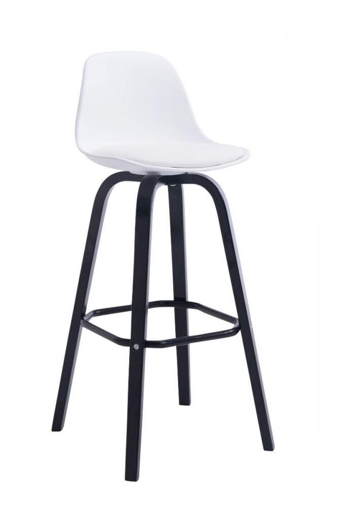 Barová židle Tylen, bílá