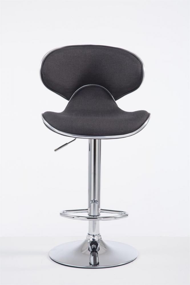 Barová židle Vega I., tmavě šedá