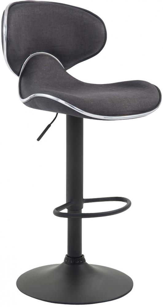 Barová židle Vega II., tmavě šedá