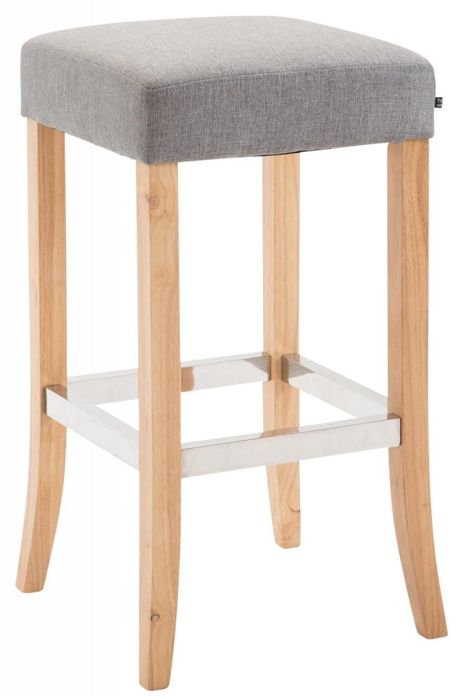 Barová židle Vent II., šedá