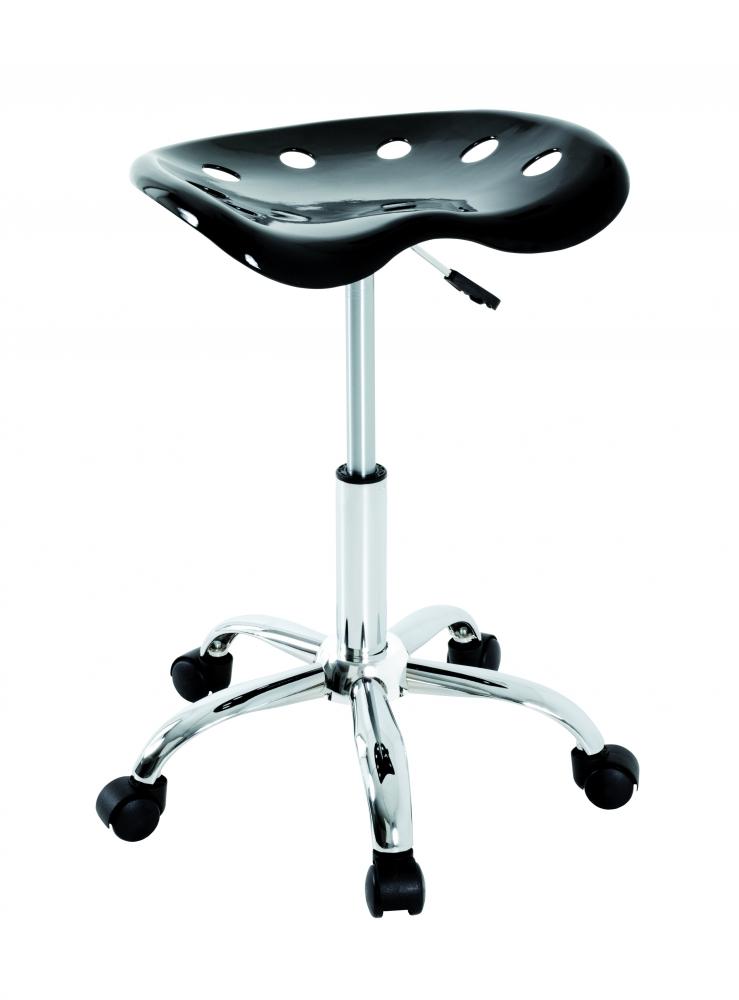 Barová židle Zola, 67 cm, černá
