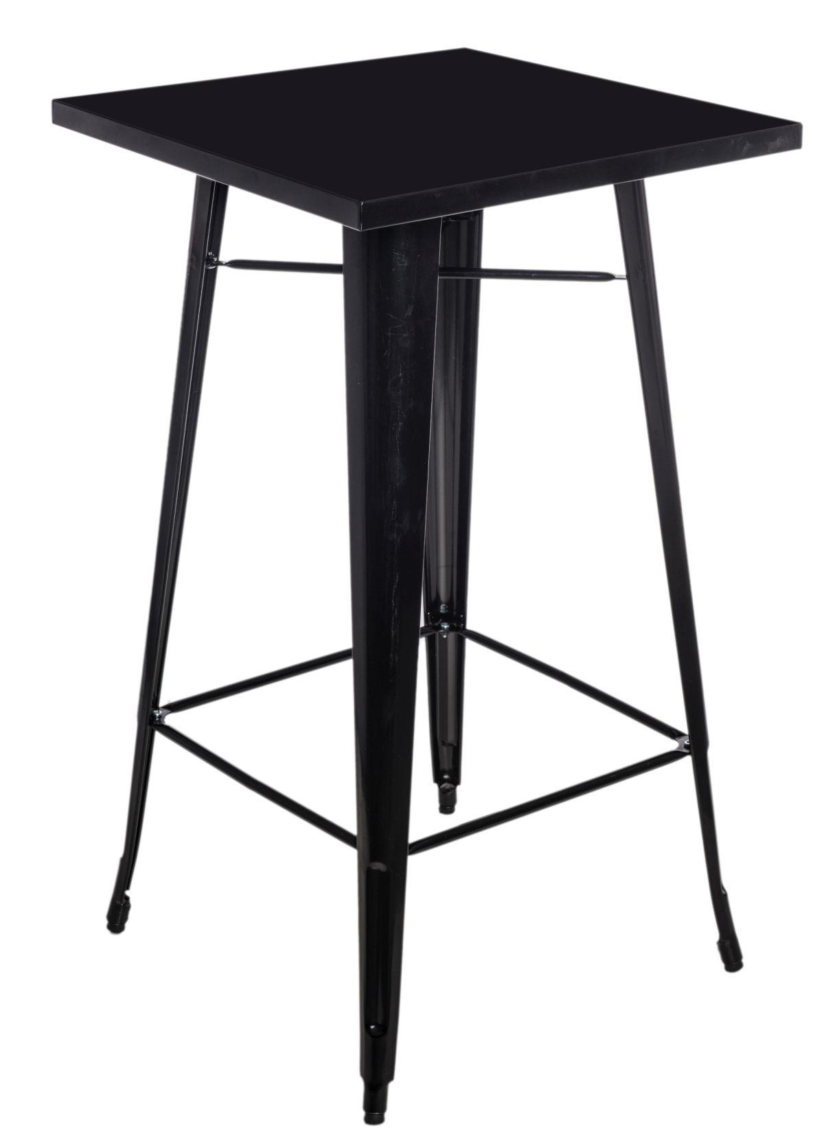 Barový stůl Mason, černá