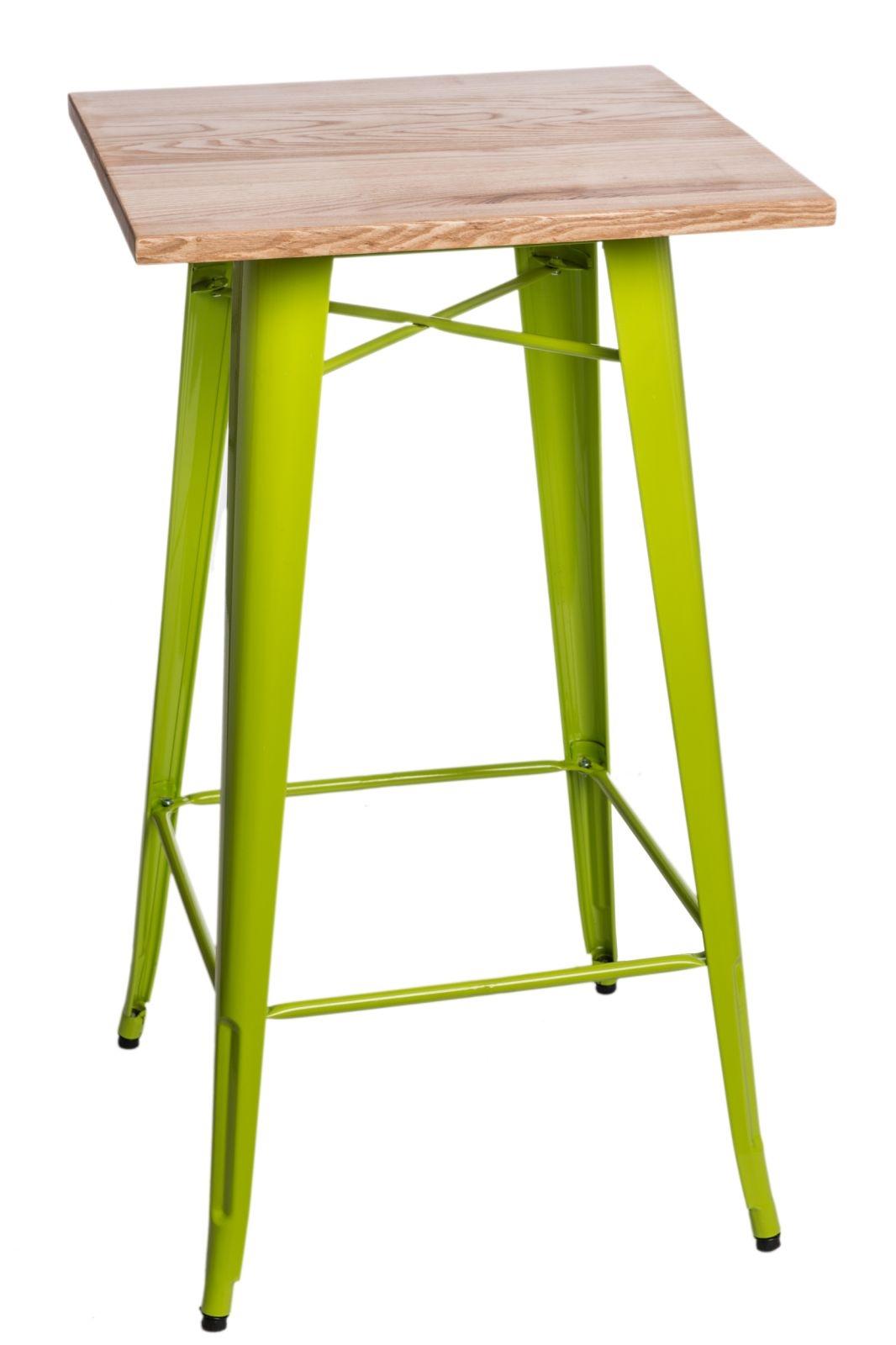 Barový stůl Mason, světlé dřevo