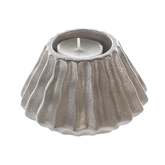 Čajový svícen keramický Pearl, 11 cm
