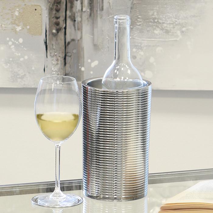 Chladič na víno nerezový Galano, 20 cm