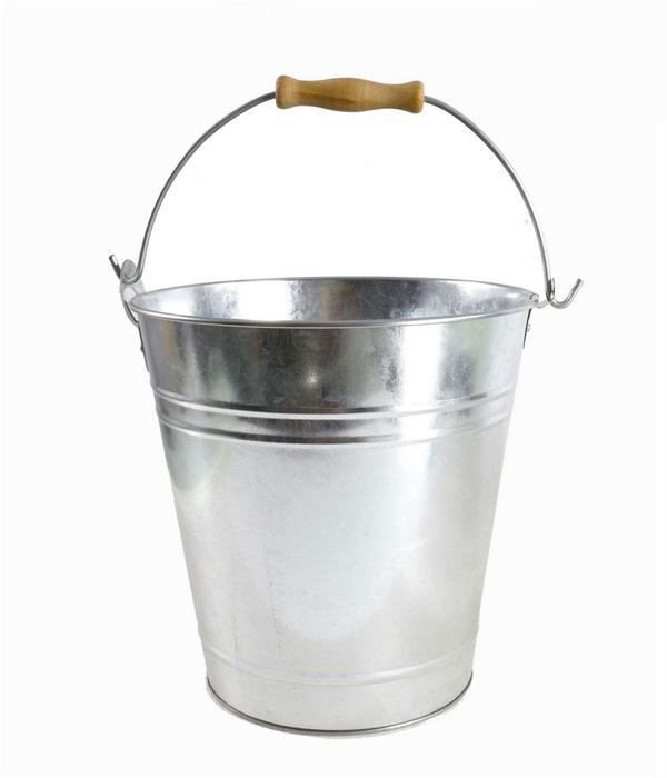 Chladič na víno s otvírákem Bucket, 23 cm, nerez