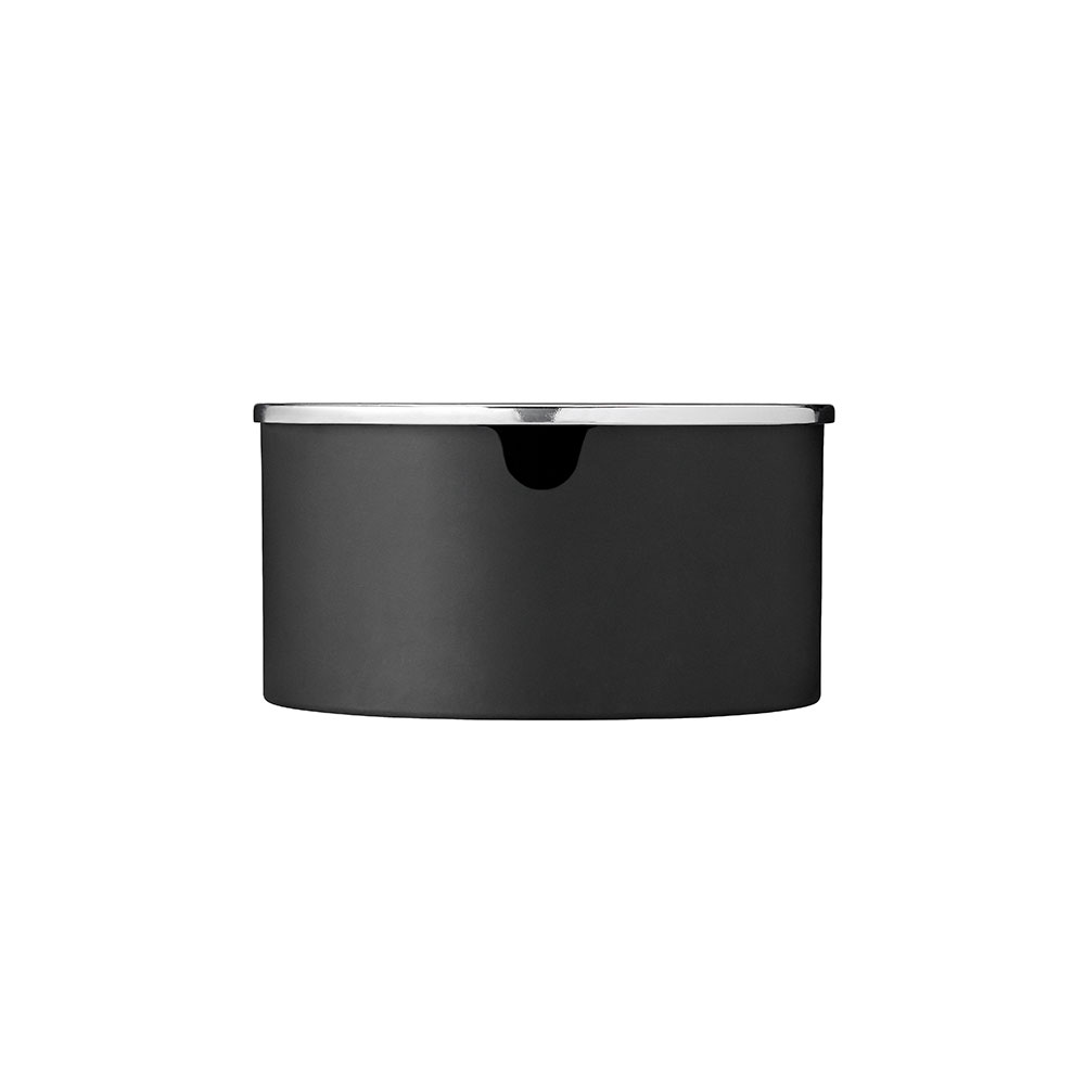 Cukřenka Classic Reverse, 10,2 cm, soft černá