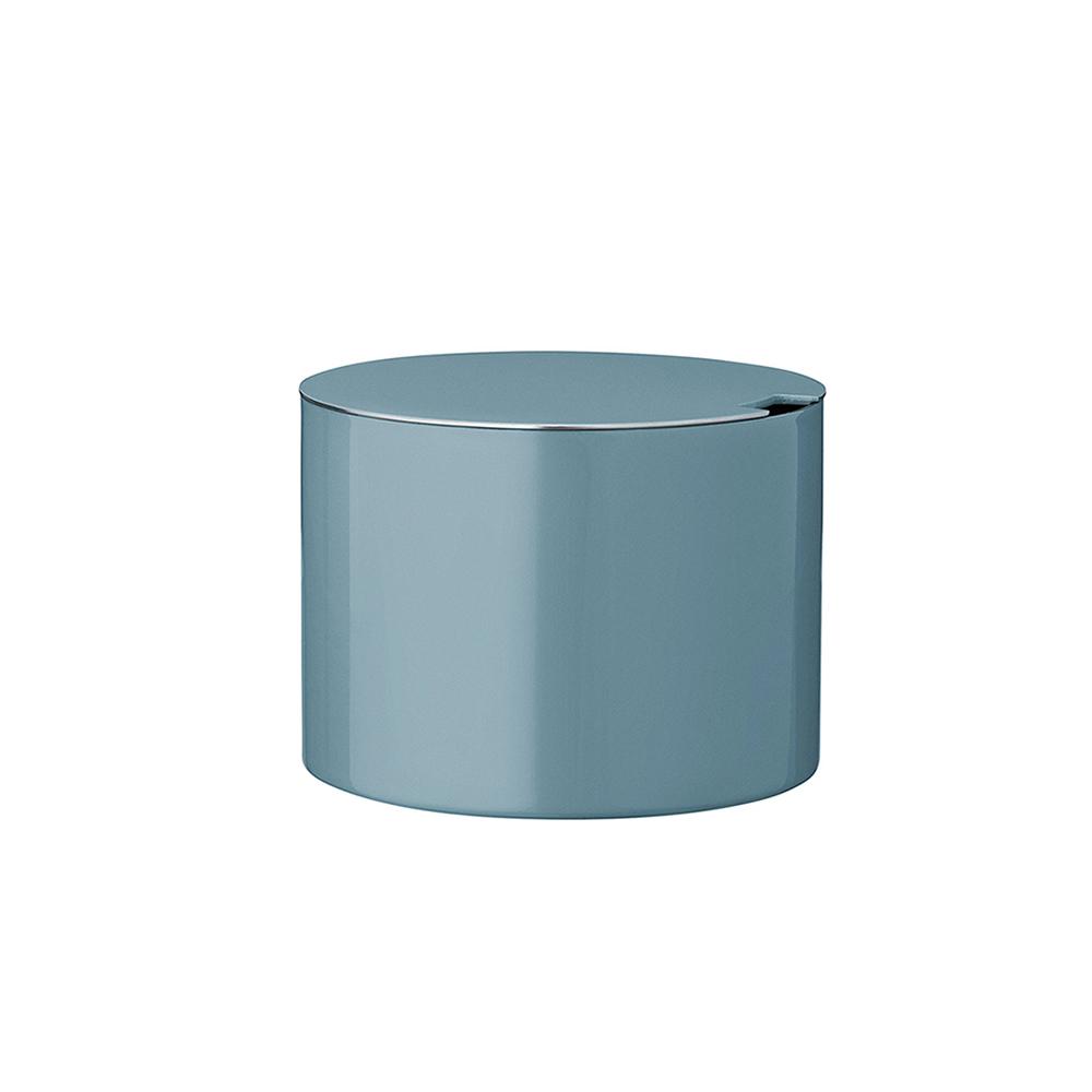 Cukřenka Cylinda Line, smalt, 0,2 l, modrozelená