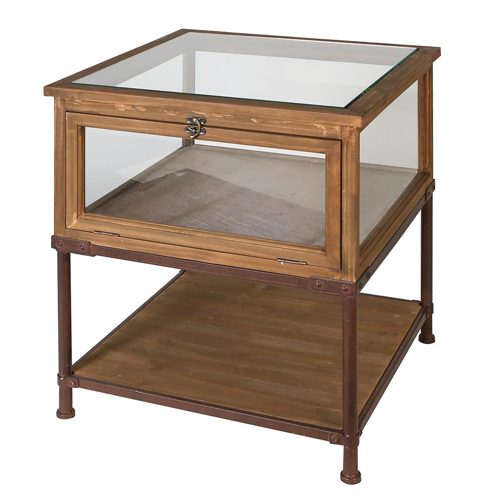 Dekorační stolek Vitrine, 61 cm