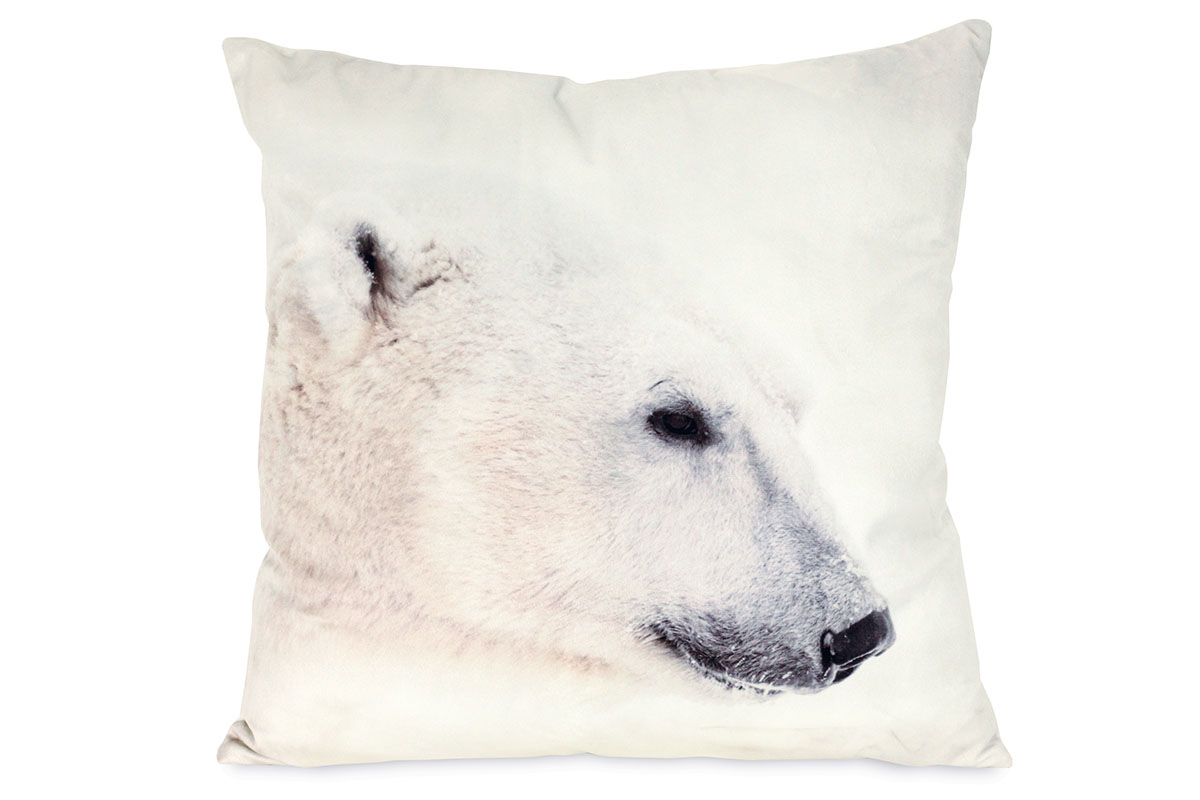 Dekorativní polštář Bear, 45 cm