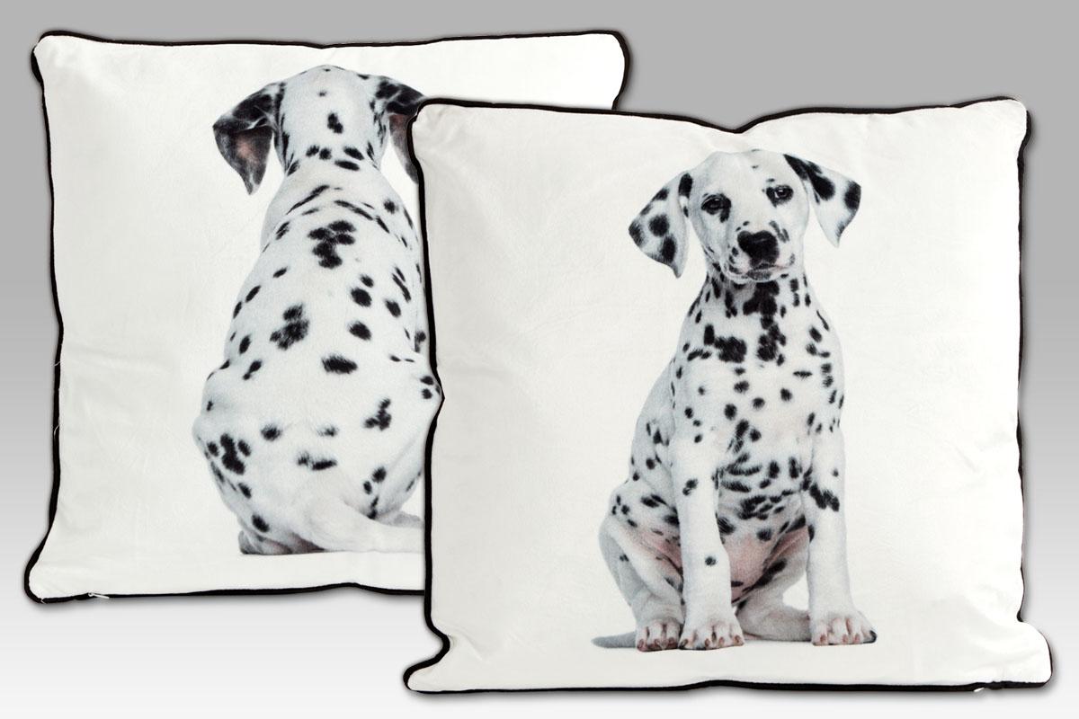 Dekorativní polštář Dalmatins, 45 cm