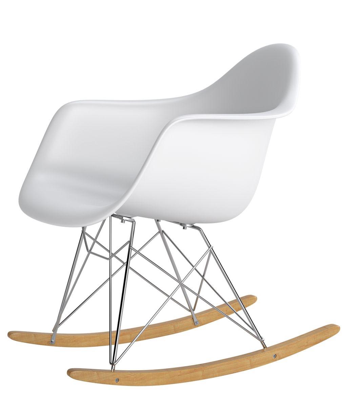 Designové houpací křeslo Blom