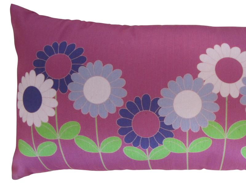 Dětský dekorativní polštář, 25x48 cm