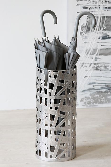 Dětský stojan na deštníky Linet, 50 cm, stříbrná