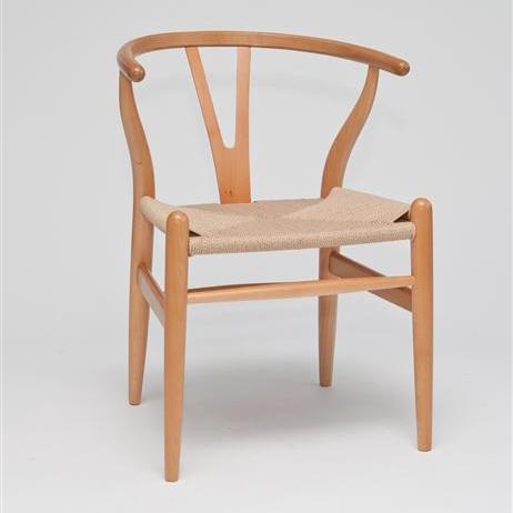 Dřevěná židle Vidja, přírodní