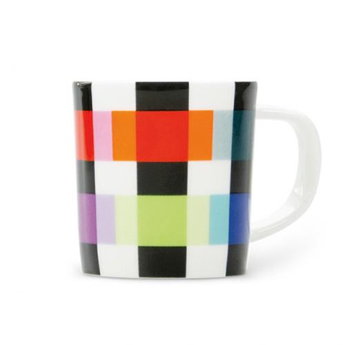Espresso šálek s podšálkem Colour Caro