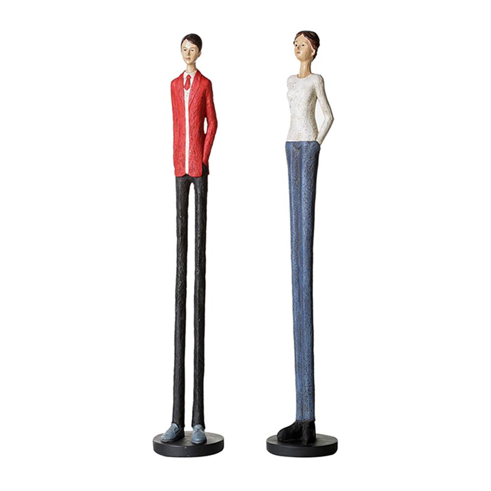 Figurka ženy Paula, 62 cm