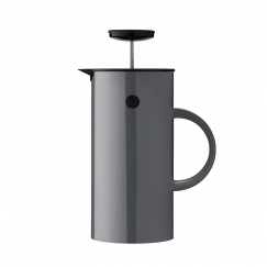 French press na čaj Classic, 1 l, antracitová