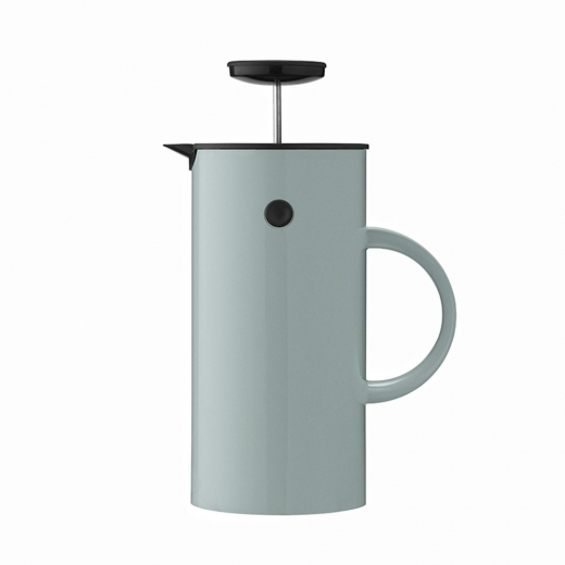 French press na čaj Classic, 1 l, dusty green - 1