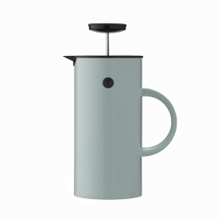 French press na čaj Classic, 1 l, dusty green