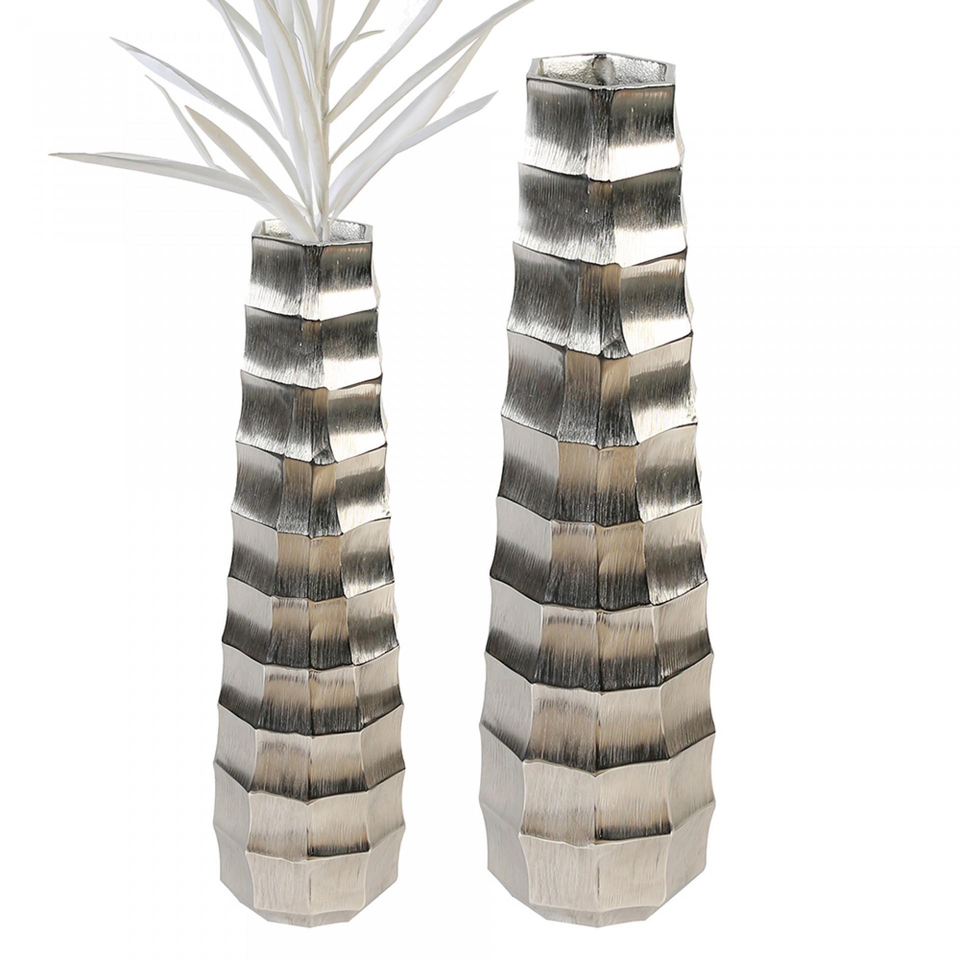 Hliníková váza Kronos, 58 cm