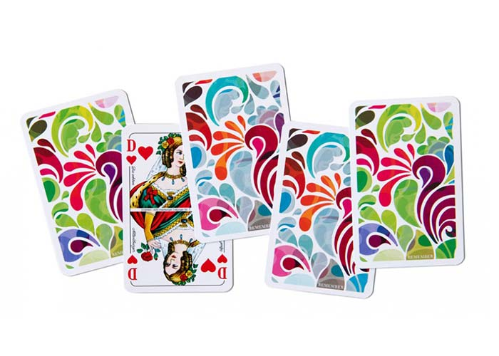 Hrací karty Florina Remember