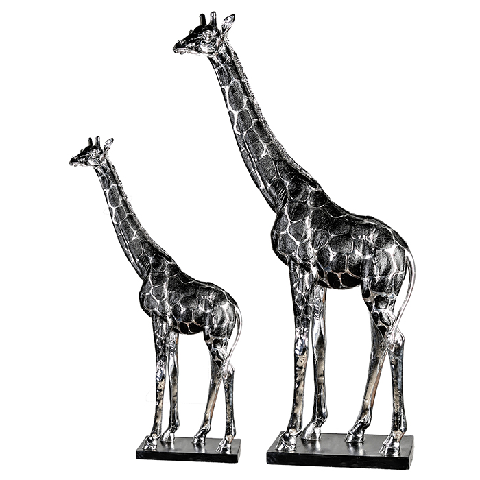 Interiérová dekorace figura Giraffe, 120 cm