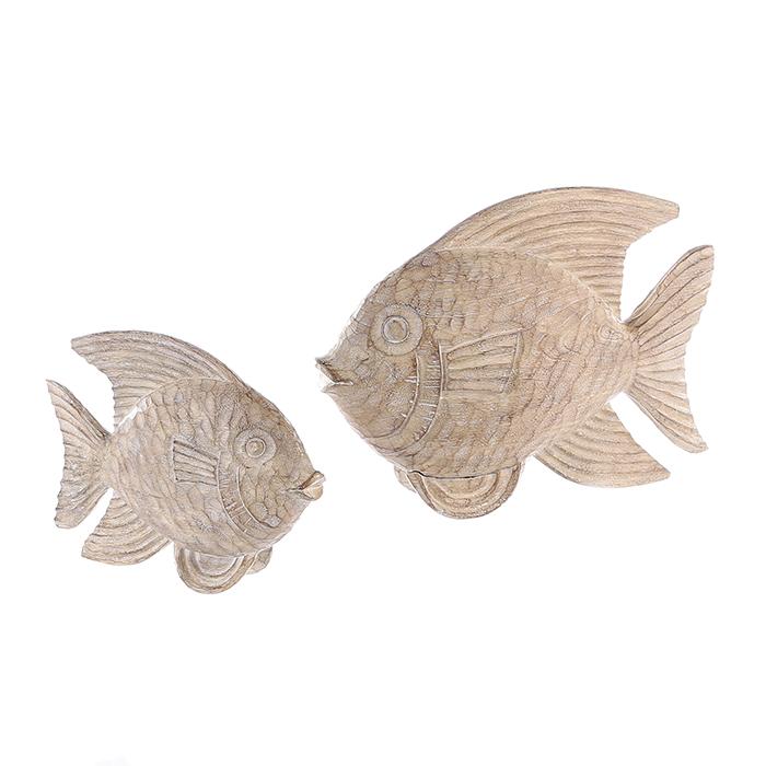 Interiérová dekorace Fish, 34 cm
