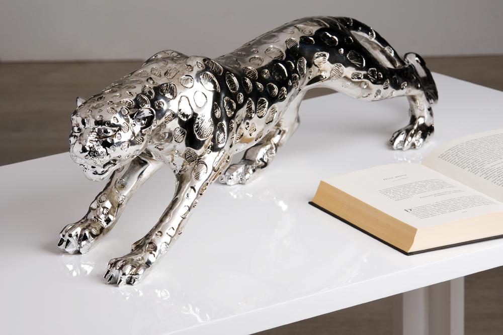 Interiérová dekorace Leopard, 80 cm