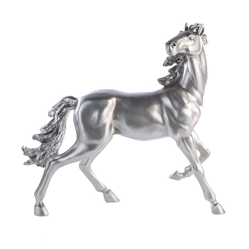 Interiérová dekorace soška Horse, 56 cm
