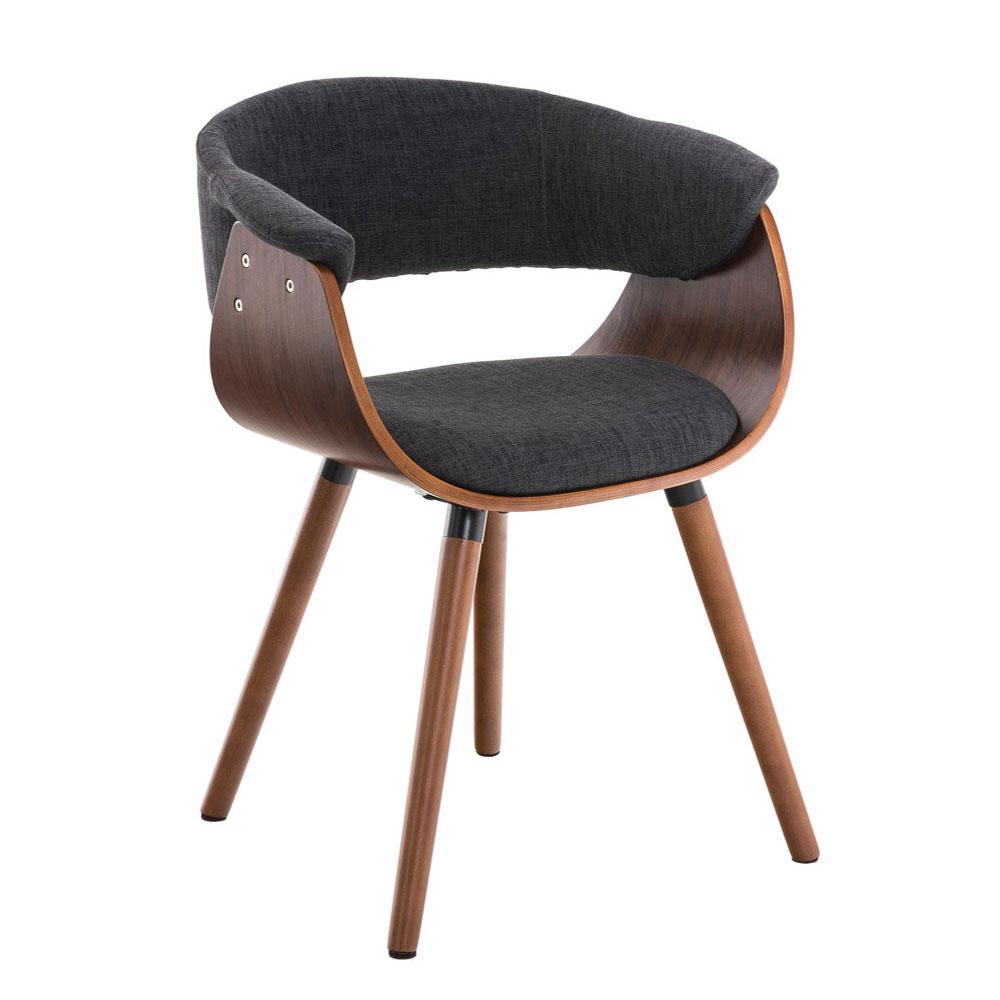 Jedálenská / jednacia stolička Prima (SET 2 ks), šedá