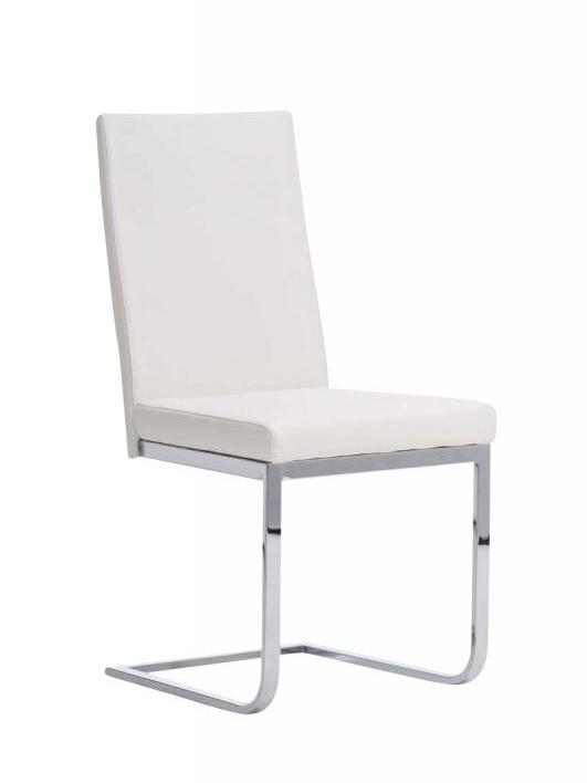 Jedálenská stolička Katty (SET 2 ks), hnedá