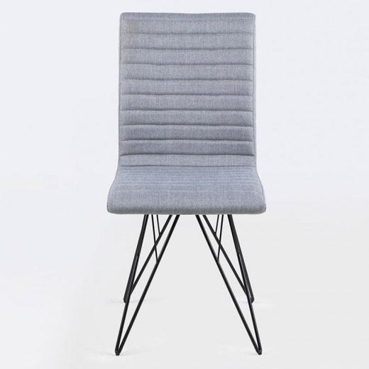 57b9a176ec9d Jedálenská stolička s kovovou podnožou Salvo (SET 2 ks)