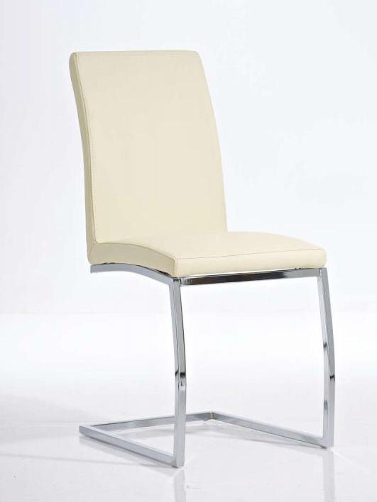 Jedálenská stolička Seally (SET 2 ks), hnedá