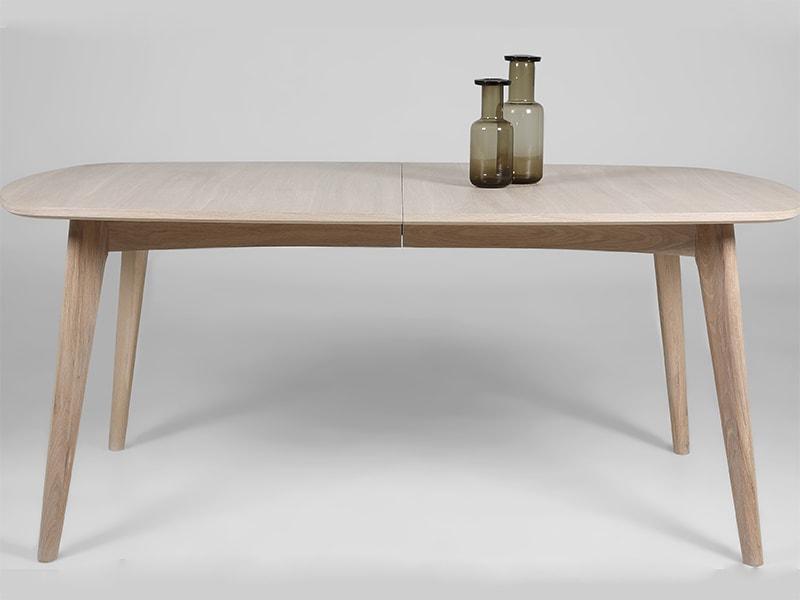 Jedálenský stôl Maryt, 180 cm, dub