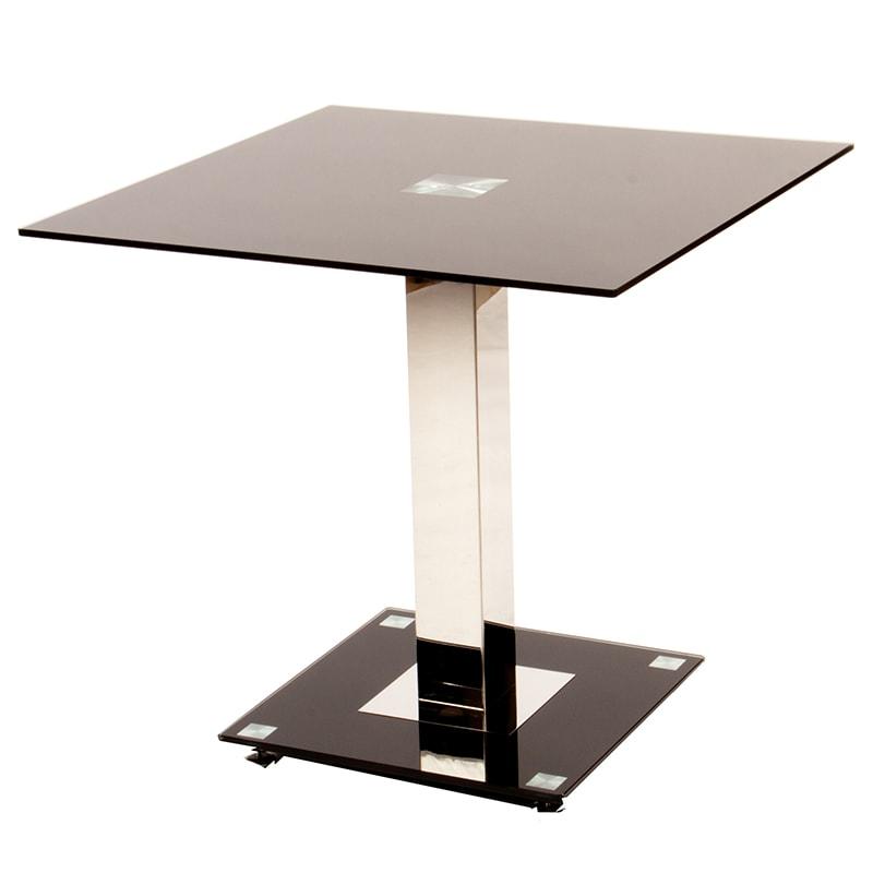 Jedálenský stôl Pixie, 100 cm , čierna