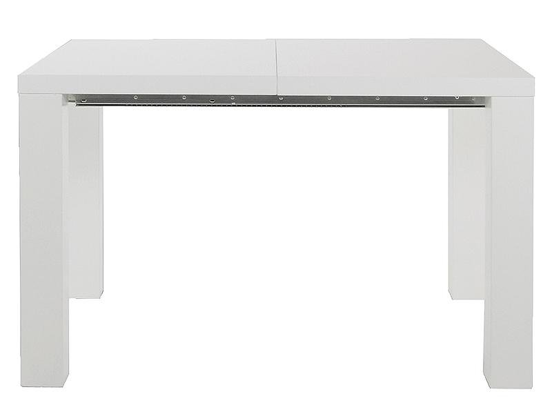 Jedálenský stôl rozkladací Hot, 240 cm, biela