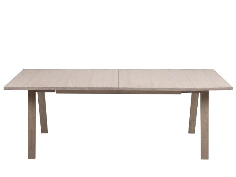Jedálenský stôl rozkladací Linea, 310 cm, dub