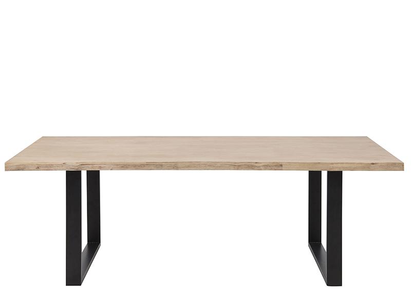 Jedálenský stôl Carny, 230 cm, agát