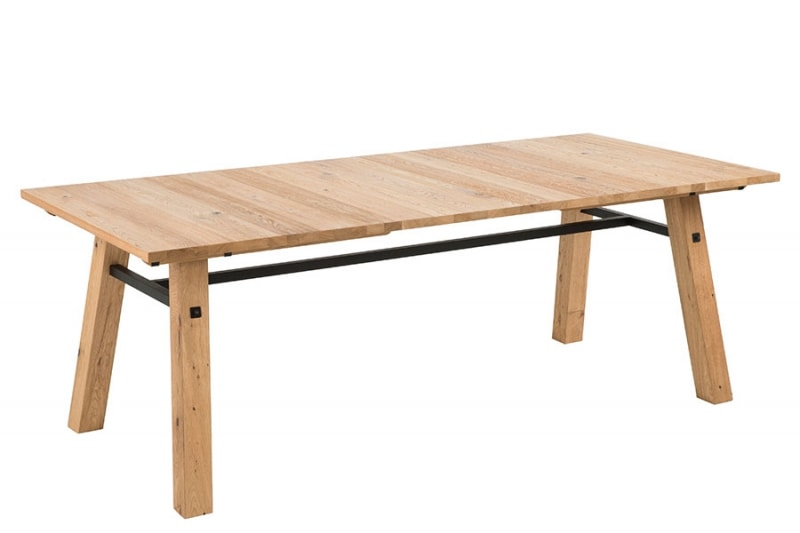 Jedálenský stôl Kiruna, 210 cm, dub