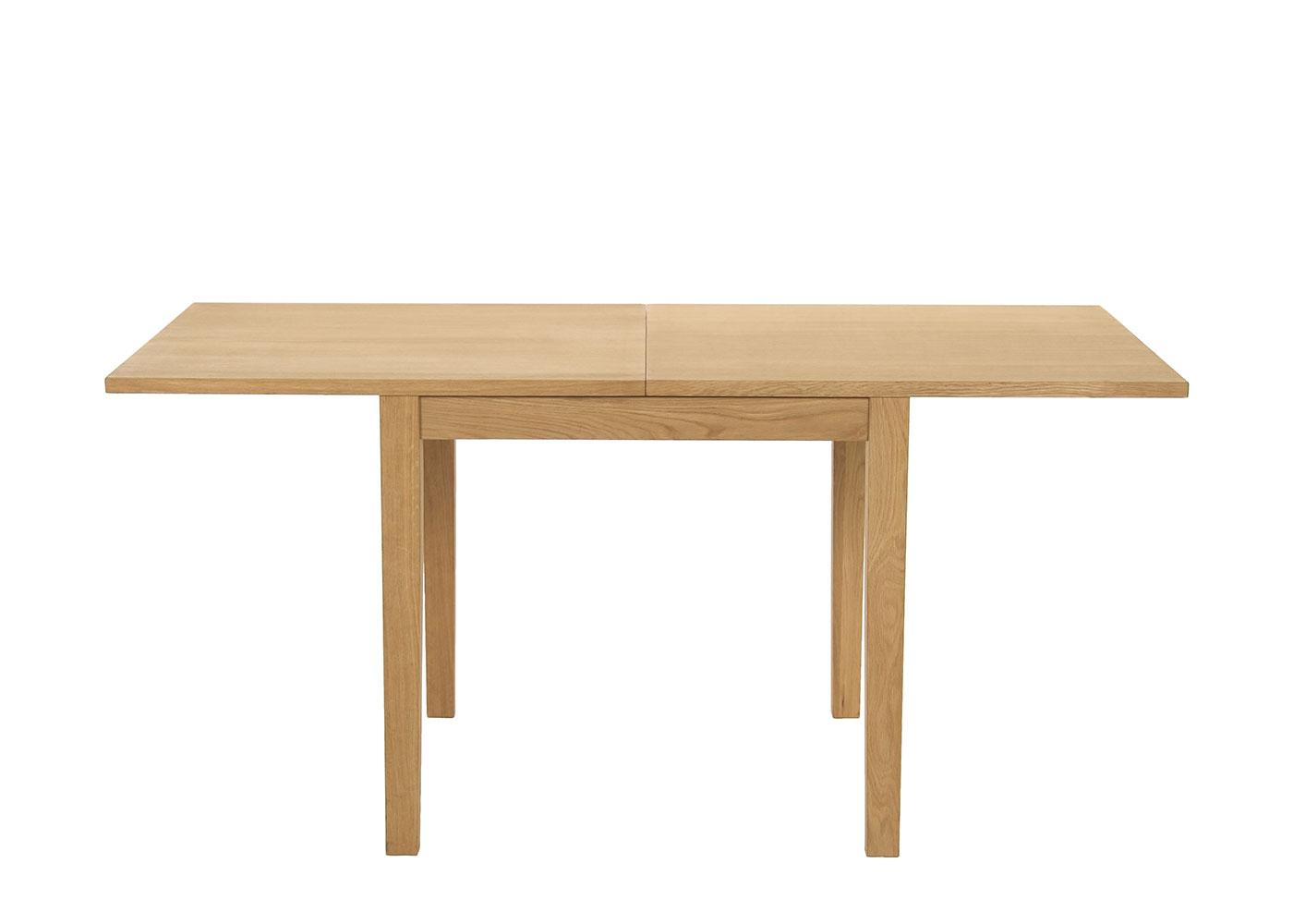 Jedálenský stôl skladací Jackie, 160 cm, dub