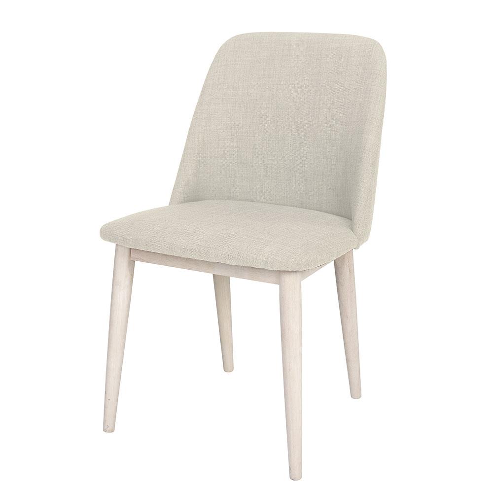 Jedálna stolička Octopus (SET 2 ks), piesková, piesková