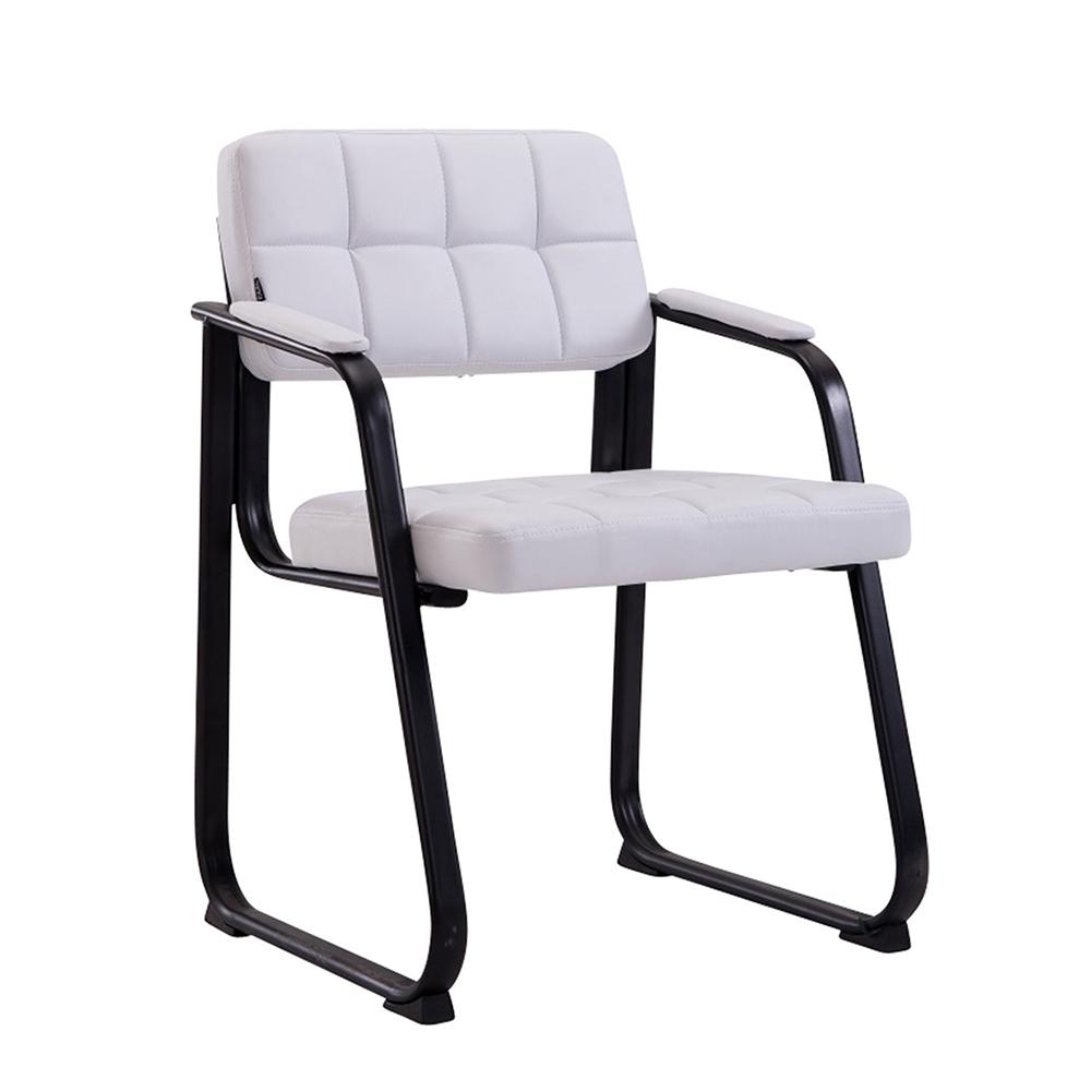 Konferenční židle s područkami Landet kůže