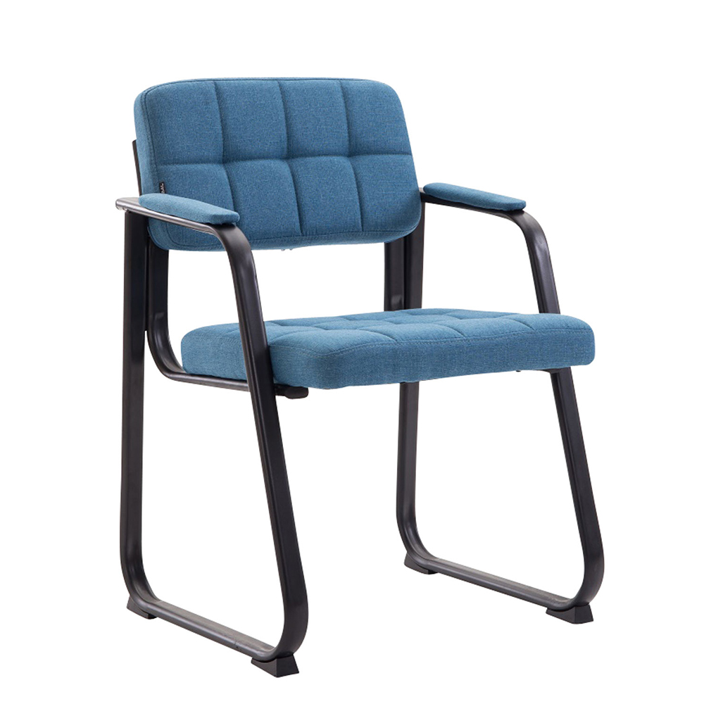 Konferenční židle s područkami Landet textil