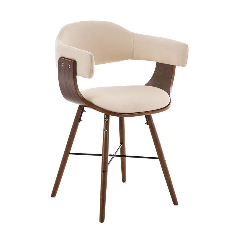 Konferenční / jídelní židle dřevěná Dancer II. (SET 2 ks)